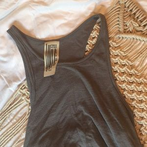 BOGO Free people long flowy tank